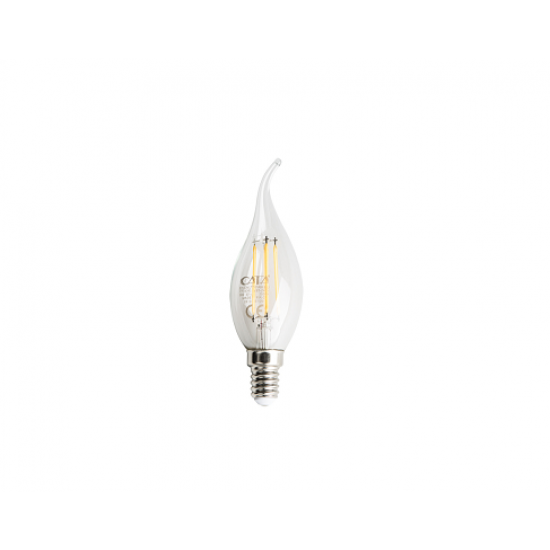 Cata 4 Watt Led Flament Ampul E14 Duylu 3200K Sarı Işık CT-4062G