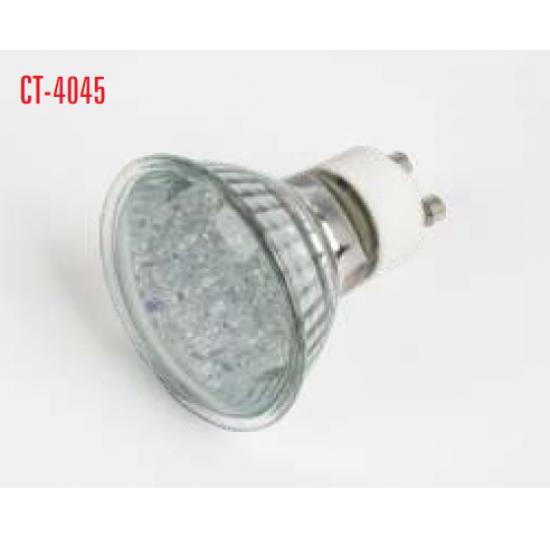 Cata 1.5W Mantar Led GU10 Duylu Yeşil Ampul CT-4045