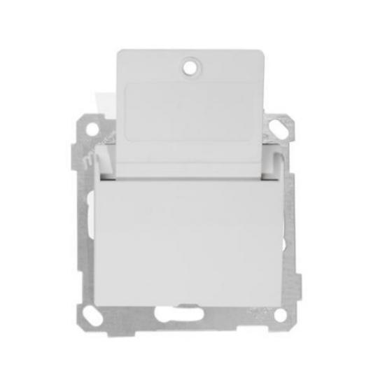 Mutlusan Energy Saver Gecikmeli Işıklı Rita Natural - Beyaz 2200 452 0101 (Çerçeve Hariç)