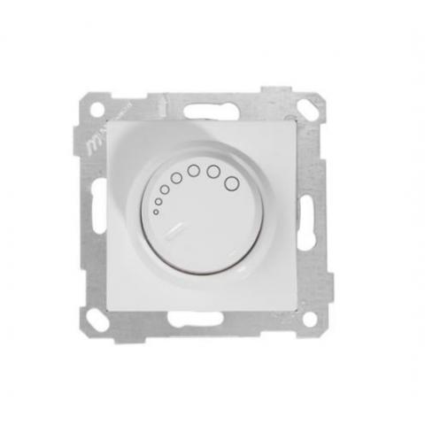 Mutlusan Işıklı Dimmer RL 600W Rita Natural - Beyaz 2200 440 0201 (Çerçeve Hariç)