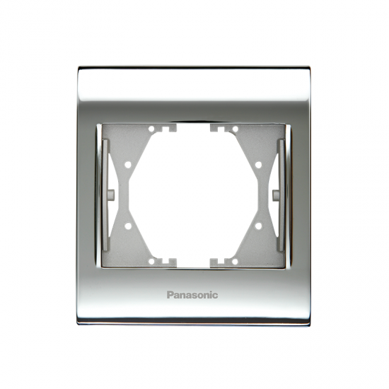 Çerçeve Thea Blu Serisi Chrome - Beyaz WBTF0801-5CH
