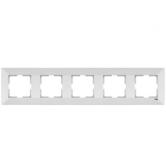 Viko Meridian Beşli Çerçeve - Beyaz