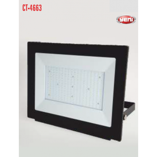 Cata 200W Ultra Slim Led Projektör Smd CT-4663