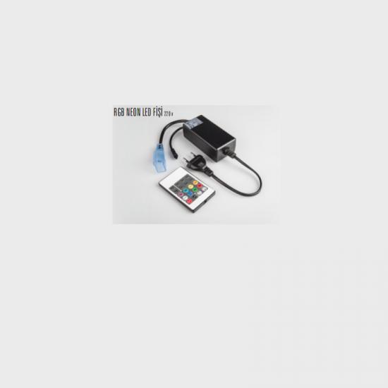 Cata RGB Neon Led Fişi CT-4560