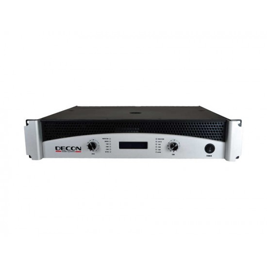 DA-6000 2X500 W-8OHM 2X850 W 4 OHM Power Amplifier