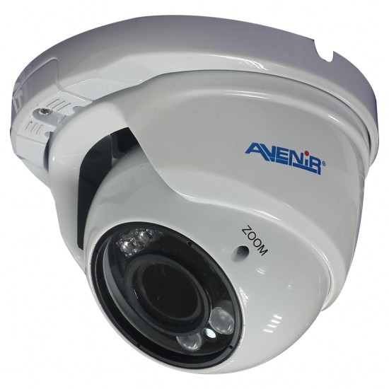 AV-433AHD 2 MP 2.8-12mm VF Lens İÇ/DIŞ Mekan 4in1 Dome Kamera