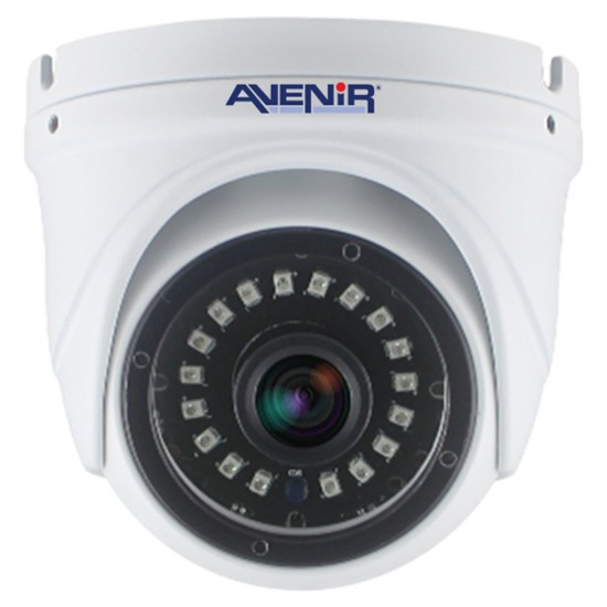 AV-DF218 2 MP 3.6mm Sabit Lens İç/ Dış Mekan 4in1 Dome Kamera