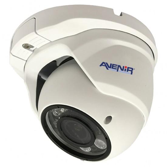 AV-DV436AHD 4 MP 2.8-12mm VF Lens İç/Dış Mekan AHD Dome Kamera