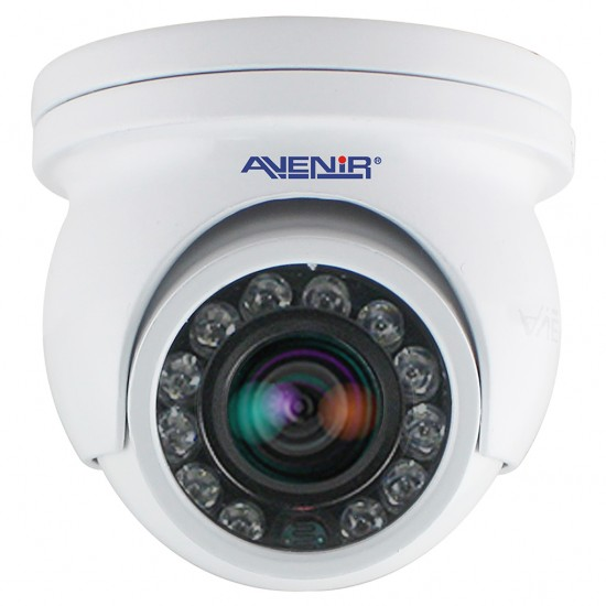 AV-MD212AHD 2 MP 3.6mm Sabit Lens İç Mekan 4in1 Mini Dome Kamera