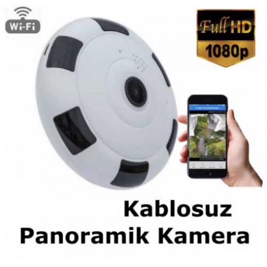 Wireless Kablosuz Panaromik Kamera Sv-3602